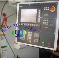 西门子加工中心控制屏维修